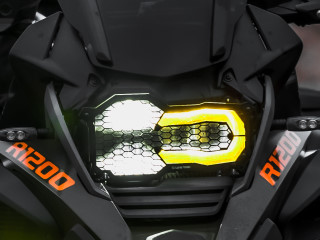 Tips&trucos Headlight Protector for BMW R1200/1250GS